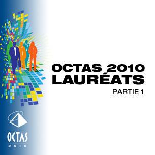 Octas 2010 Lauréats - Partie 1