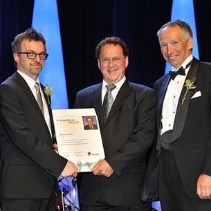 Prix du Mérite 2010 du Réseau ACTION TI