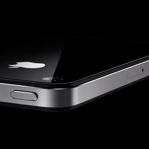 Gros plan sur l'iPhone 4
