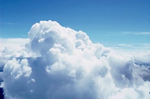 Illustration du concept de l'informatique en nuage