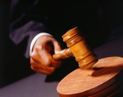Image d'un maillet de juge