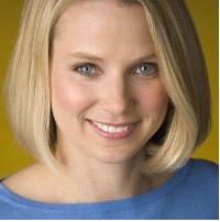 Photo de Marissa Mayer, dirigeante de Yahoo