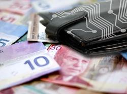 Les paiements mobiles évalués à 1300G$US en 2017