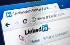 Le titre de LinkedIn bondit