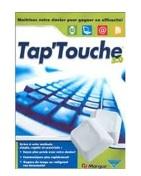 Emballage du logiciel Tap'Touche