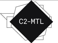C2-MTL prendra de l'ampleur en 2013