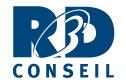 Logo de R3D Conseil