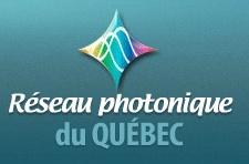 Logo du Réseau photonique du Québec
