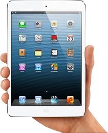 L'iPad mini vaut 188 dollars américains