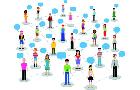Illustration sur les réseaux sociaux