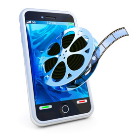 Données, vidéo, téléphone
