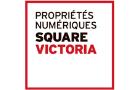 Logo de Propriétés numériques Square Victoria