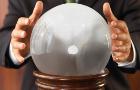 Photo d'une boule de cristal