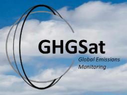 Logo de GHGSat