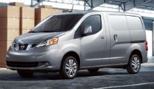 Le véhicule commercial NV200 de Nissan