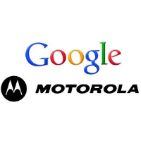 Logos de Google et Motorola