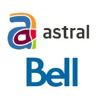 Logos d'Astral et BCE