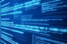 Illustration du concept de logiciel