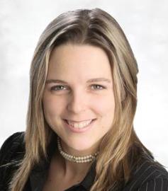Me Katherine Poirier, avocate au cabinet BLG