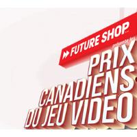 Logo des prix canadiens du jeu vidéo