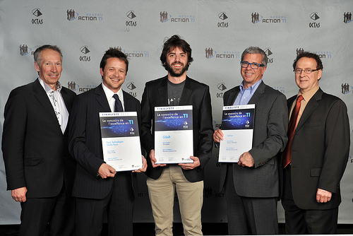 OCTAS 2013 - Finalistes - Réussite commerciale