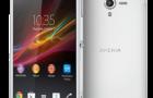 Cinq caractéristiques du téléphone Xperia ZL de Sony