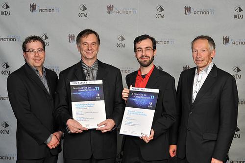OCTAS 2013 - Finalistes - Les TI dans les secteurs culturel, éducatif ou médiatique