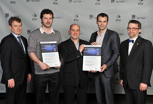 OCTAS 2013 - Finalistes - Environnement d'apprentissage, plus de 200 employés