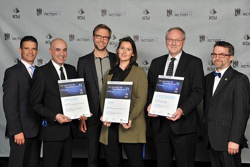 OCTAS 2013 - Finalistes - Environnement Web de collaboration ou de participation