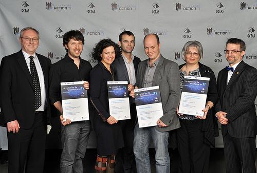 OCTAS 2013 - Finalistes - Environnement d'apprentissage, moins de 200 employés