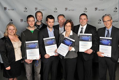 OCTAS 2013 - Finalistes - Le français dans les technologies de l'information