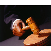 Photo du concept de la justice