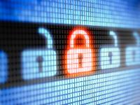 Illustration du concept de la sécurité de l'information