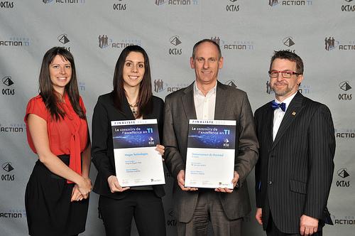 OCTAS 2013 - Finalistes - Solutions mobiles