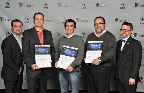 OCTAS 2013 - Finalistes - Transformation des processus organisationnels