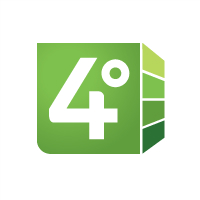 Logo de 4Degrés