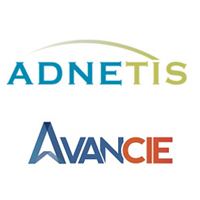 Logos d'Adnetis et d'Avancie