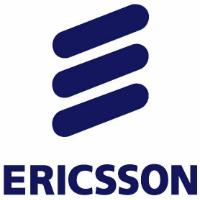 Logo d'Ericsson