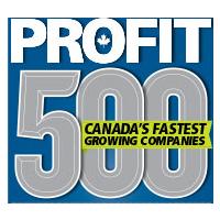 Logo de PROFIT 500