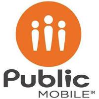 Logo de Public Mobile