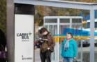 Implantation par Québecor d'abribus à affichage numérique interactif à Laval