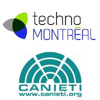 Logos de TechnoMontréal et CANIETI Occidente