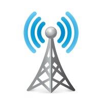 Illustration du concept de réseau de télécommunications