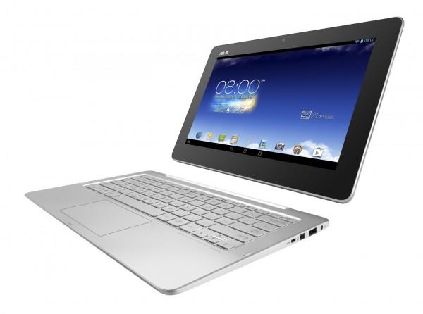 L'ordinateur-tablette Trio d'Asus