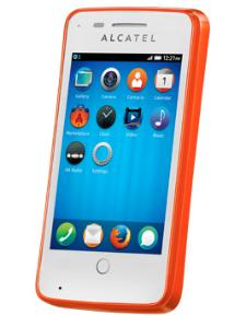Le téléphone intelligent One Touch Fire d'Alcatel