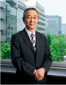 Le président de Nikon Makoto Kimura