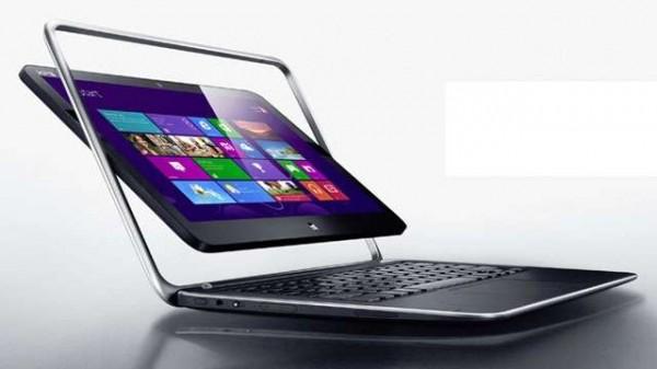 L'ordinateur-tablette XPS 12 de Dell