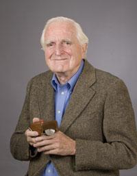 Douglas Engelbart et le premier prototype de souris