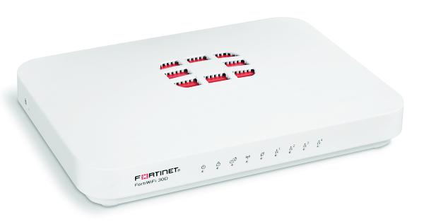 Le routeur FortiWiFi 30D de Fortinet