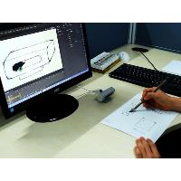 Illustration du contrôle gestuel de Haptix